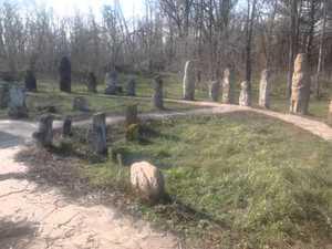 Скіфські поховання на легендарній Хортиці