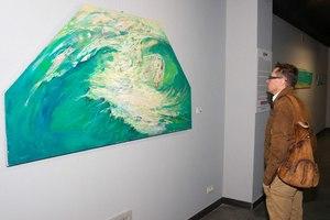 Відкриття романтичної виставки Ремінісценція в арт-центрі Я. Гретера