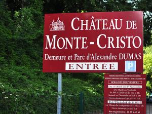 Le château de Monte-Cristo (Замок Монте Крісто) - земний рай Олександра Дюма