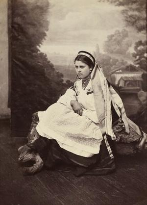 Мешканці Поділля на фото 1886 року