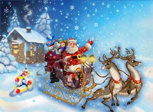 Як злий Дід Мороз став добрим Санта Клаусом