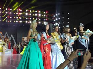 Українка здобула для Австрії титул Місіс Всесвіт-2016