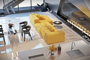 Дизайн інтер'єру: кольори, матеріали, меблі, стилі