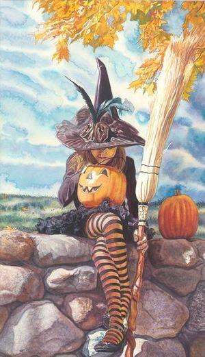 Не такий страшний Хелловін, як його малюють