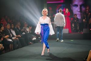 Український бренд 2KOLYORY представив колекцію в рамках дипломатичного прийому