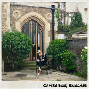 Прогулянка Кембриджем, Кембриджшир