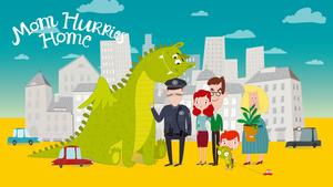Український мультсеріал відібрали на шведський медіафорум