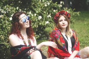 Гердани - аксесуари українських жінок