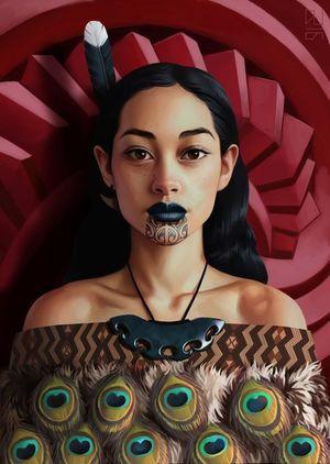 Історія племені маорі