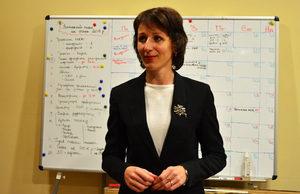 Жанна Соловйова: Якщо є бажання і ціль, то можливості самі знаходяться