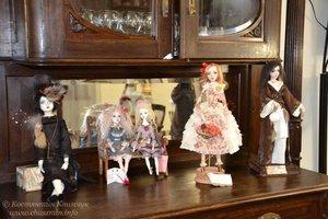 В гостях у казки. У Білій Церкві відкрилася виставка авторської ляльки
