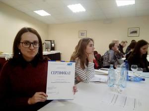 Освіта як крок до самореалізації: семінар Як зрозуміло писати про реформу освіти