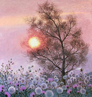 «Друзі мої, дерева». Виставка живопису Ольги Кваші. 23 жовтня – 18 листопада 2018 Львів