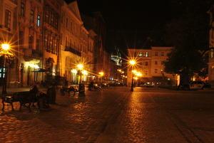 Моє місто у фотографіях. Львів