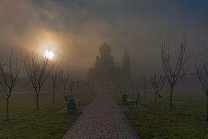 Один туманний ранок