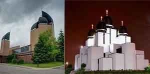 Сучасне храмове будівництво: Родослав Жук