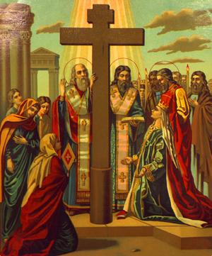 В Україні відзначають Воздвиження Хреста Господнього