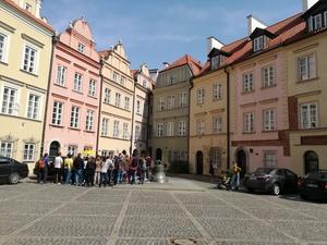 #привітбезвіз - вітання з Варшави
