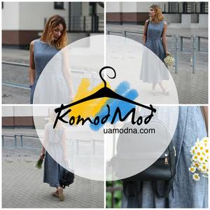 A Linen Summer - новий стильний образ у Komod Mod