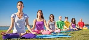 21 червня - Міжнародний день йоги