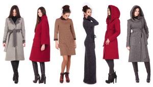 Зимова колекція Lilo: вибирайте пальто і сукню Made in Ukraine