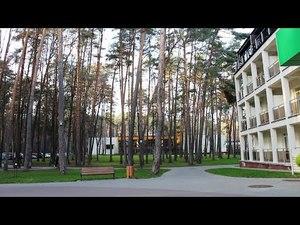 Джерела здоров'я Литви - Egles Sanatorija / Lithuanian Health Sources - Egles Sanatorija