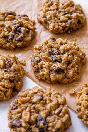 Домашнє вівсяне печиво: смак, як у дитинстві