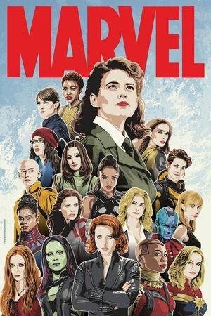Якби супергерої Marvel були жінками