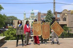 Українська діаспора у Чикаґо вшанувала Героїв Небесної Сотні