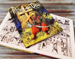 Добірка українських коміксів, які буде цікаво почитати