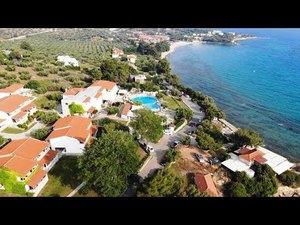 На красивому узбережжі ... Огляд готелю Acrotel Elea Beach