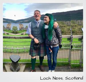 Лох-Несс + Подорож Шотландським Нагір'ям