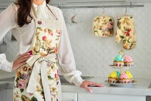 Кухня в стилі Прованс. Затишок кухонного текстилю від Love Your Home.
