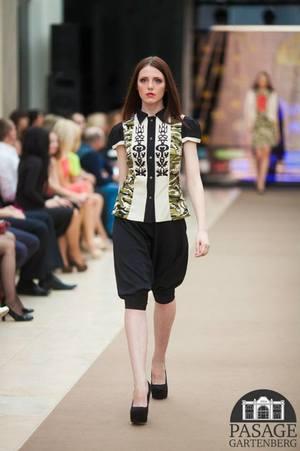 Ukrainian Fashion Show в Чикаго 1/3
