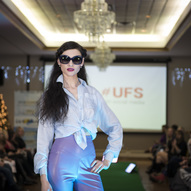 показ Ukrainian Fashion Show в Чикаго, США