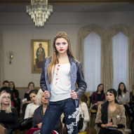 показ Ukrainian Fashion Show by UaModna в США (фото)