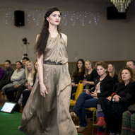 показ Ukrainian Fashion Show