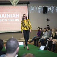 показ Ukrainian Fashion Show by UaModna в США