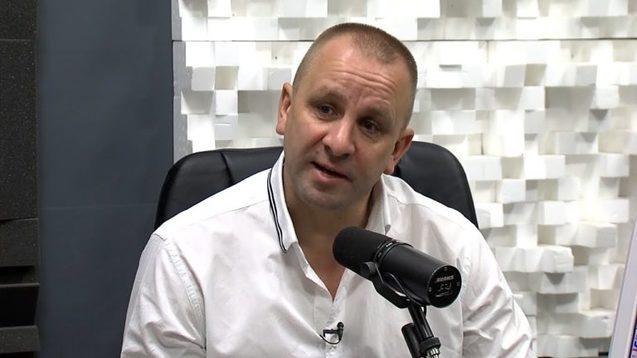 Сергій Скобун - режисер фільму Легенда Карпат