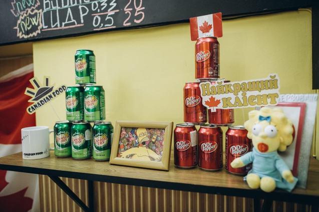 Франківець Ростислав Квас створив власну канадську мрію, відкривши Canadian Food 1/1