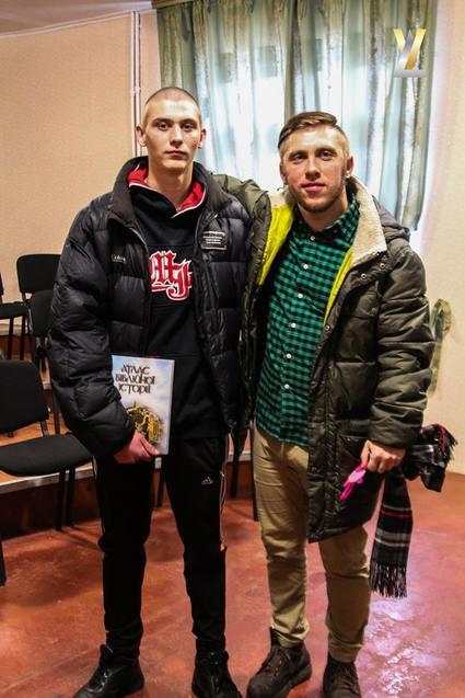 Петро Ткачишин відвідав колонію для неповнолітніх у Прилуках