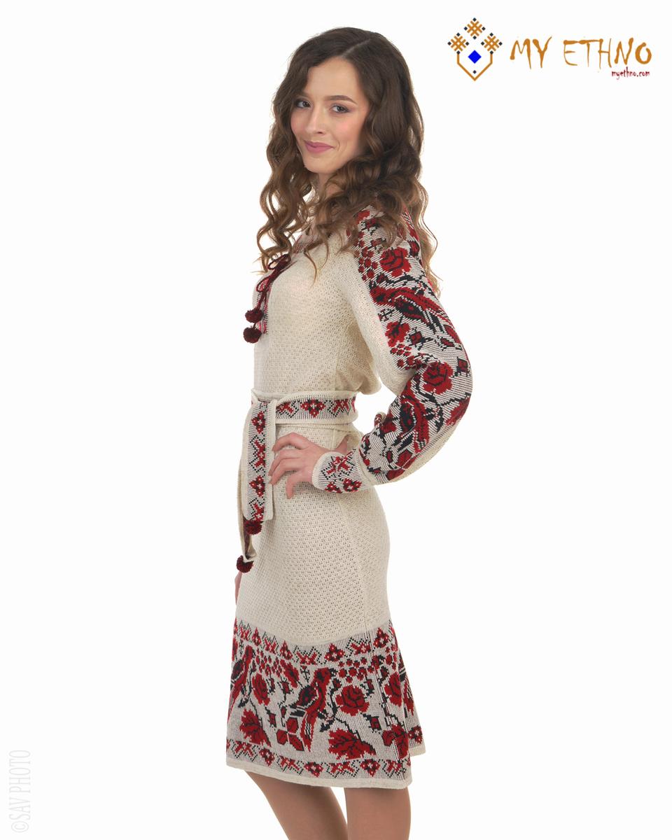 d26222963a2a08 Купити в'язане плаття українського виробника